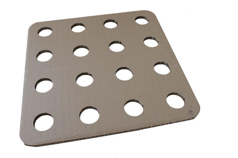 Paper Honeycomb Separator
