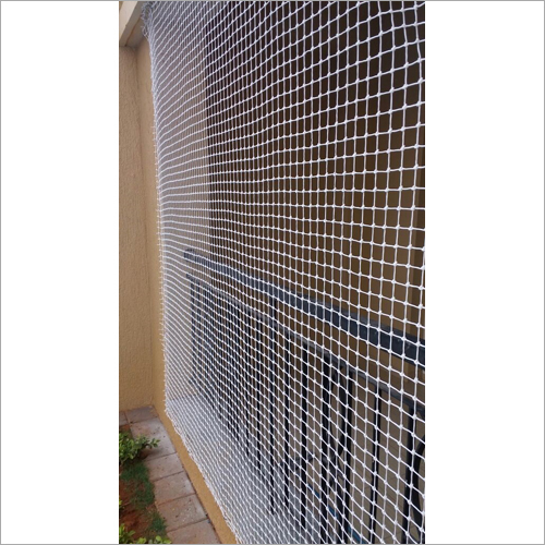Anti Bird Co-Polymer Nylon Transparent Net