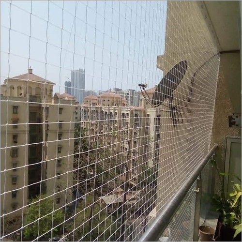 Bird Safety Transparent  Net