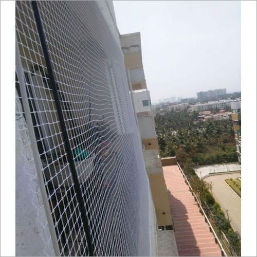 Anti Bird Balcony Transparent Net
