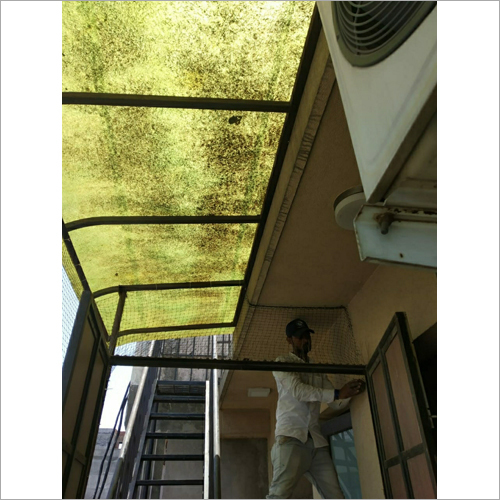Bird Control Net Installation Services