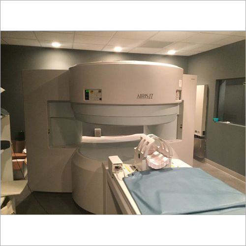 Hitachi MRI Scanner