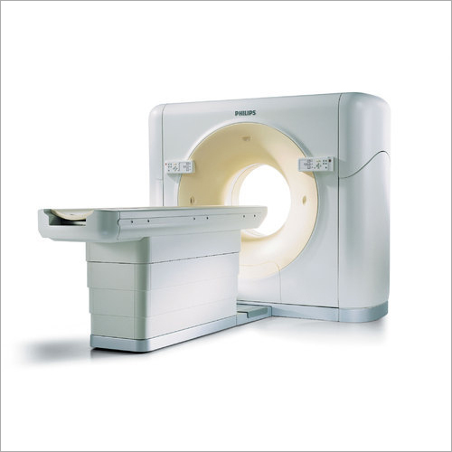 GE Hispeed CT Scanner