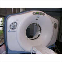 GE 4 Slice CT Scanner