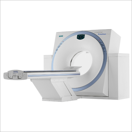 2 Slice CT Scanner