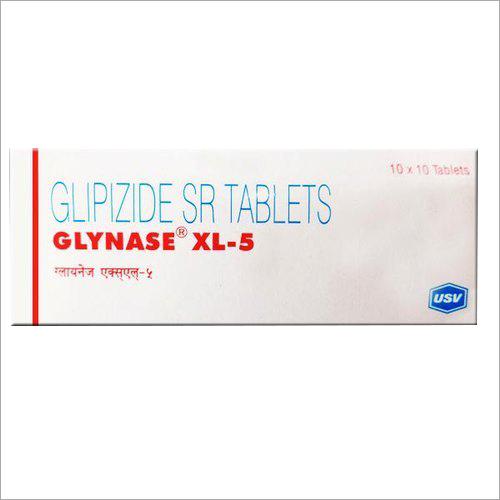 Glipizide SR Tablets