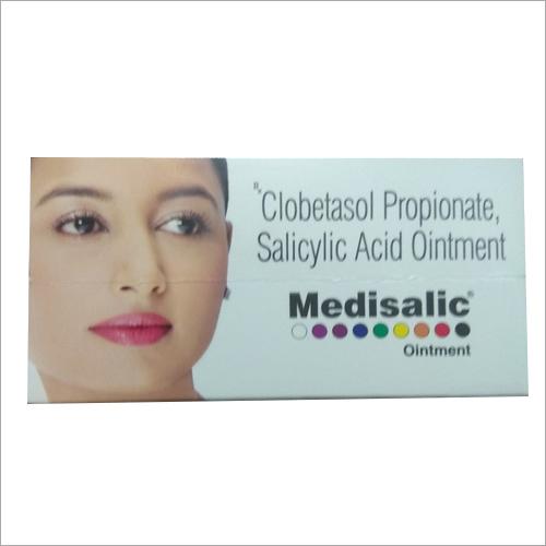Clobetasol Propionate And Salicylic Acid Ointment