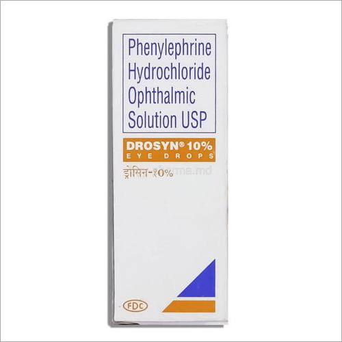 Phenylephrine Hydrochloride Ophthalmic Solution USP