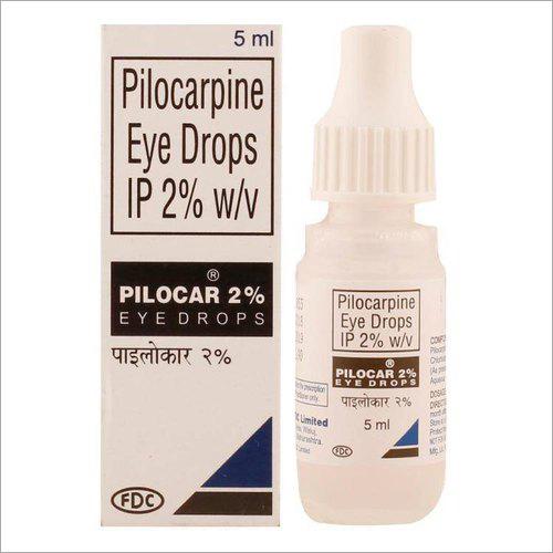 Pilocarpine Eye Drops IP
