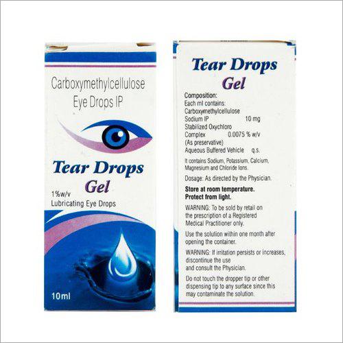 Carboxymethyl Cellulose Eye Drops