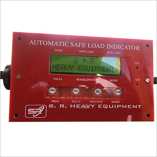 Hydra Crane Safe Load Indicator