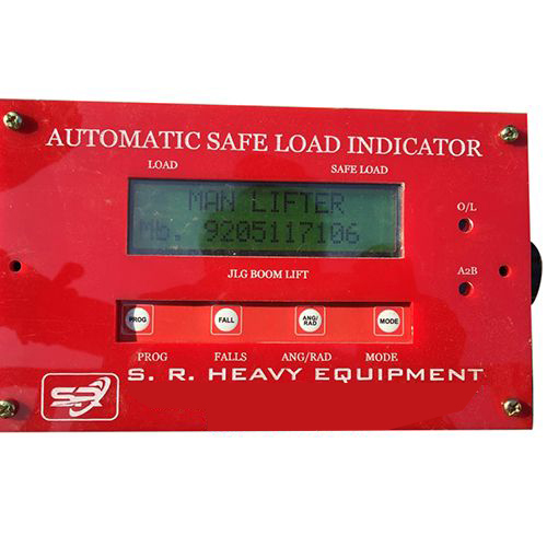 JLG Boom Lift Safe Load Indicator