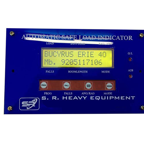 Truck Mounted Crane Load indicator