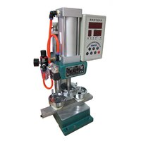 Automatic Button Badge Making Machine (Batch Machine DCMA-011)