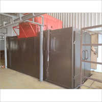 Aluminum Coating Oven