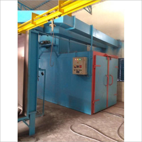 Conveyor Powder Coating Oven