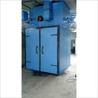 Diesel Powder Coating Oven