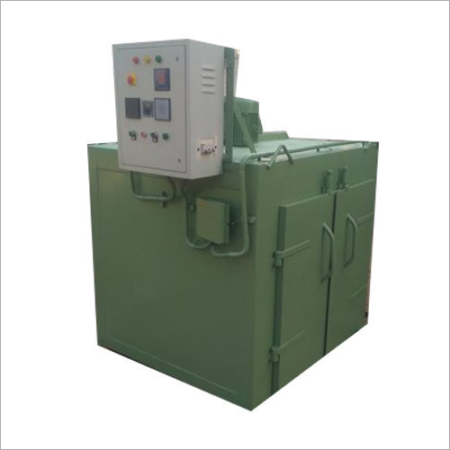 MS Powder Coating Oven