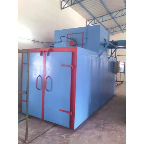 Powder Coating Gas Oven