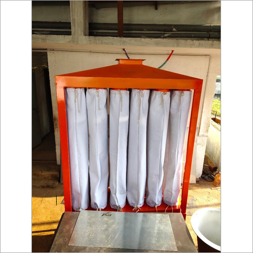 Powder Coating Booth Filter