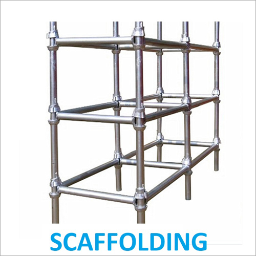 Steel Scaffolding Structure