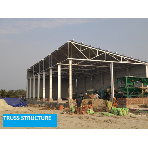 Building Truss Structure