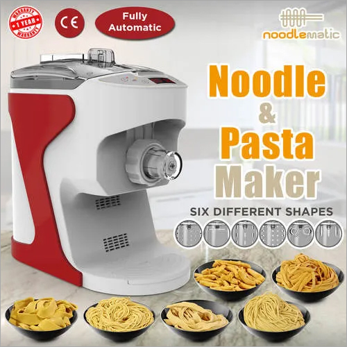 Noodles And Pasta Maker