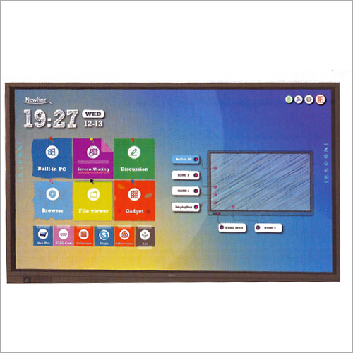 Interactive Digital Smart Board