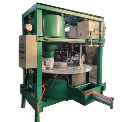 Paste mixing machine
