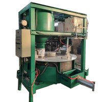 Paste mixing machine