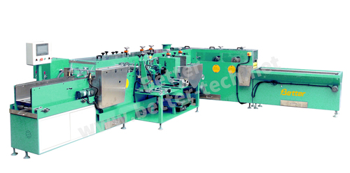 Plate parting machine (4,6,8,9 panels)