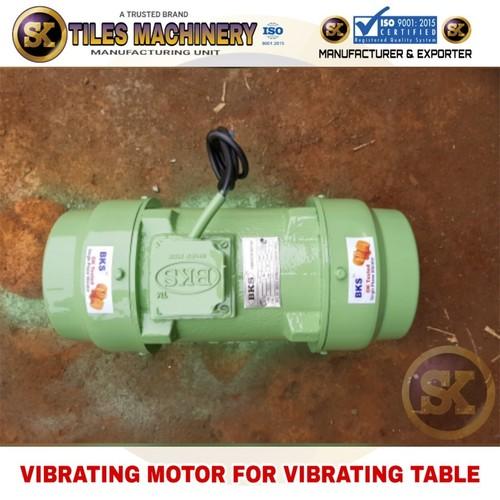 Vibrator Motor for Vibrating Table
