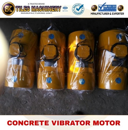 BKS Yellow Vibrating Screens
