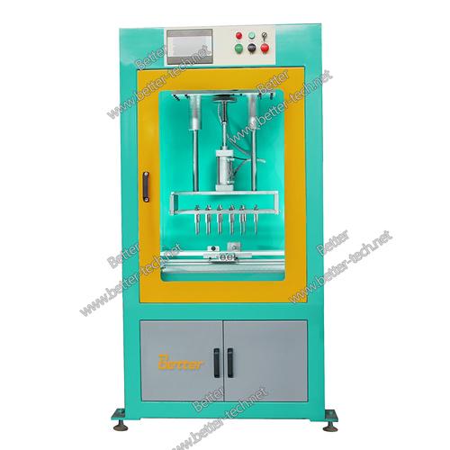 Short circuit testing machine