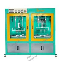 Intercell welding quality checking machine