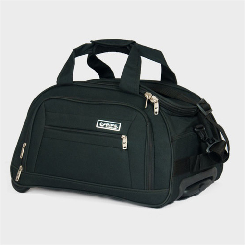 Black Color Duffle Bag