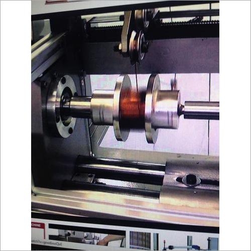 High Voltage Transformer Winding Machine