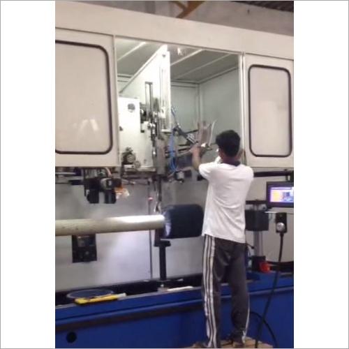Industrial Brush Making Machine