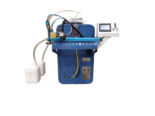 Epoxy dispensing machine (single station)