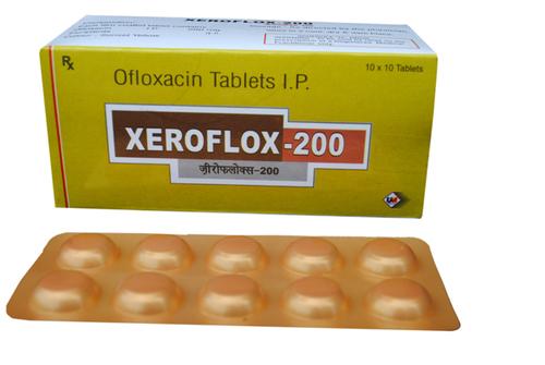 XEROFLOX-200 TABLET