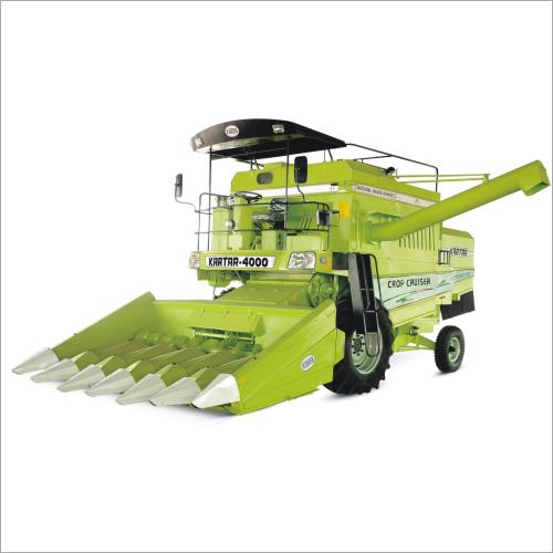 Kartar 4000 Maize Combine Harvester
