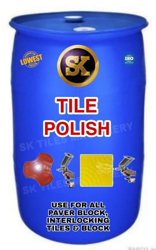 Lacquer Polish For Paver Block