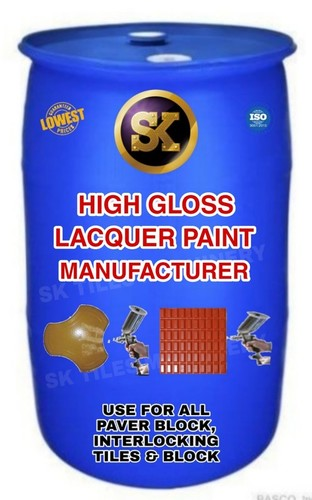 High Gloss Lacquer Paint