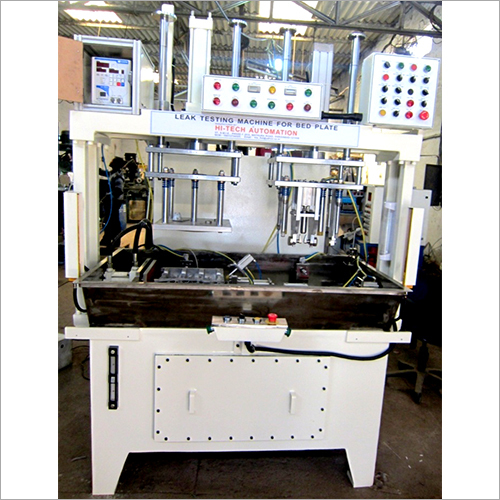 Fuel Tank Leak Testing Machine