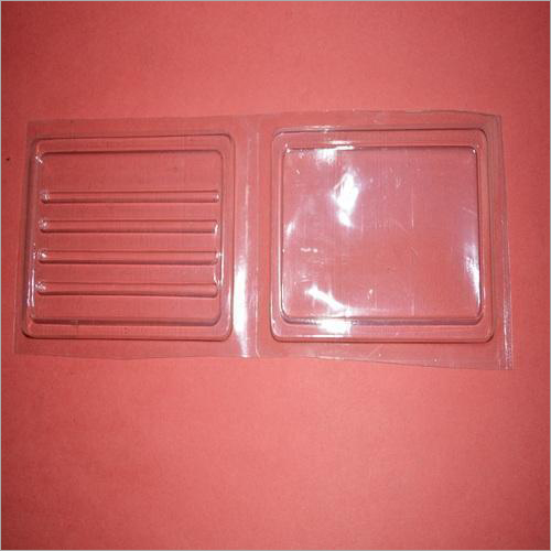 4 mm PVC Blister