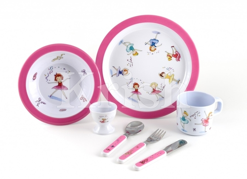 7 Pcs Princess Kiddzie Set - Angels