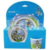 5 Pcs Kid Set - Knights