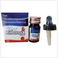 Phenylephrine Hydrochloride Chlorpheniramine Maleate Drops