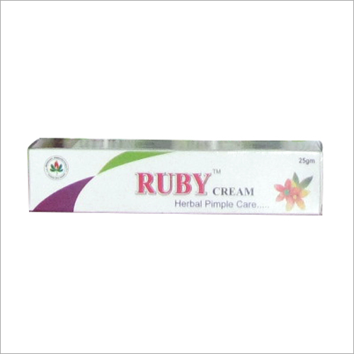 25gm Ruby Herbal Pimple Care