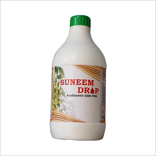 3000 PPM Suneem Drop Azadirachtin Insecticides